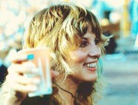 Stevie Nicks al Tampa Stadium, 4 luglio 1976
