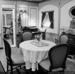 Suite di prima classe del Titanic