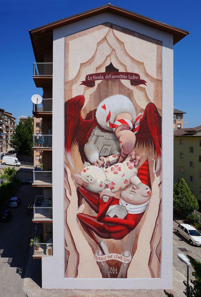 Zed1 @Campobasso, Italia
