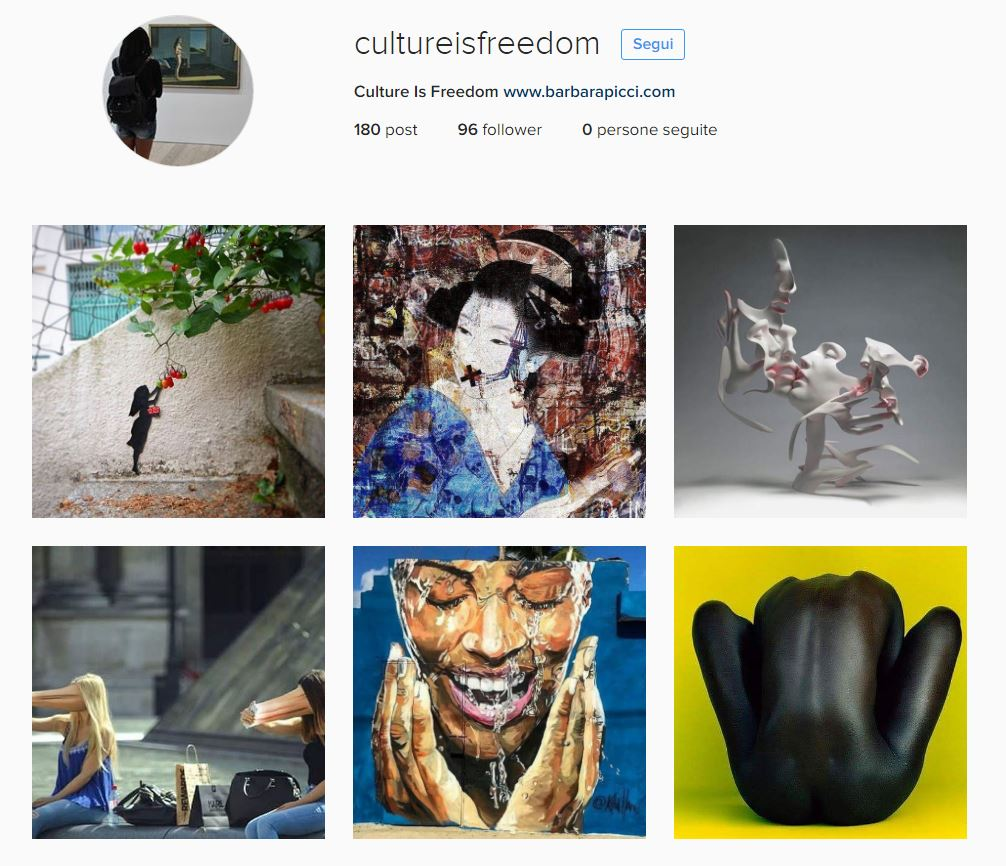 News dal Blog – Nuovo account Instagram