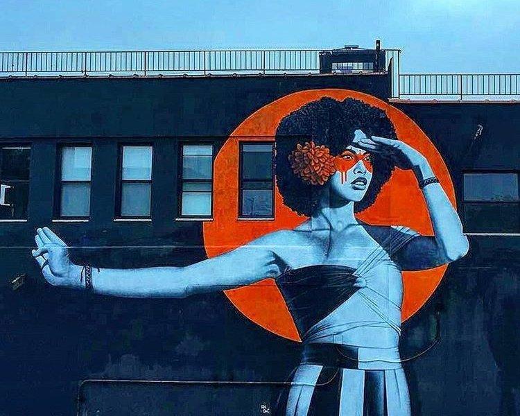 Fin DAC @Bushwick, NYC