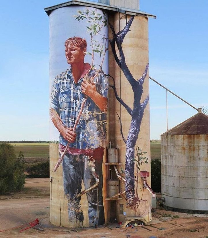 Fintan Magee @Patchewollock, Australia