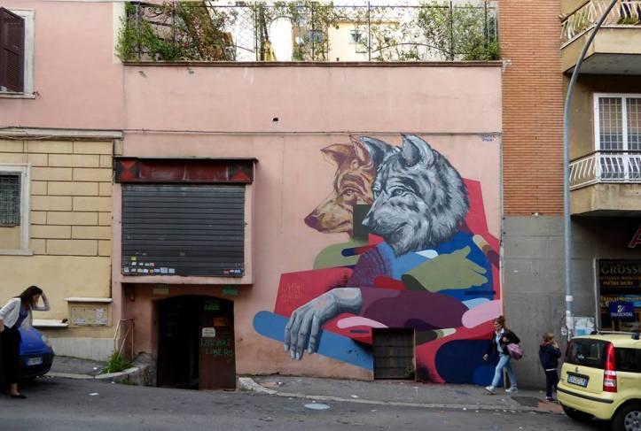 Frederico Draw @Roma