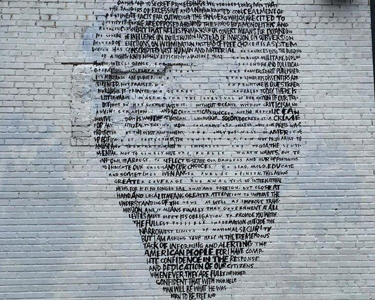 JFK by David Hollier