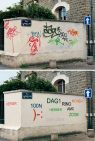 Tag Clouds by Mathieu Tremblin