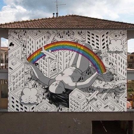 Millo @Bonito, Italia