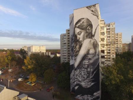Paola Delfin @Kiev, Ucraina