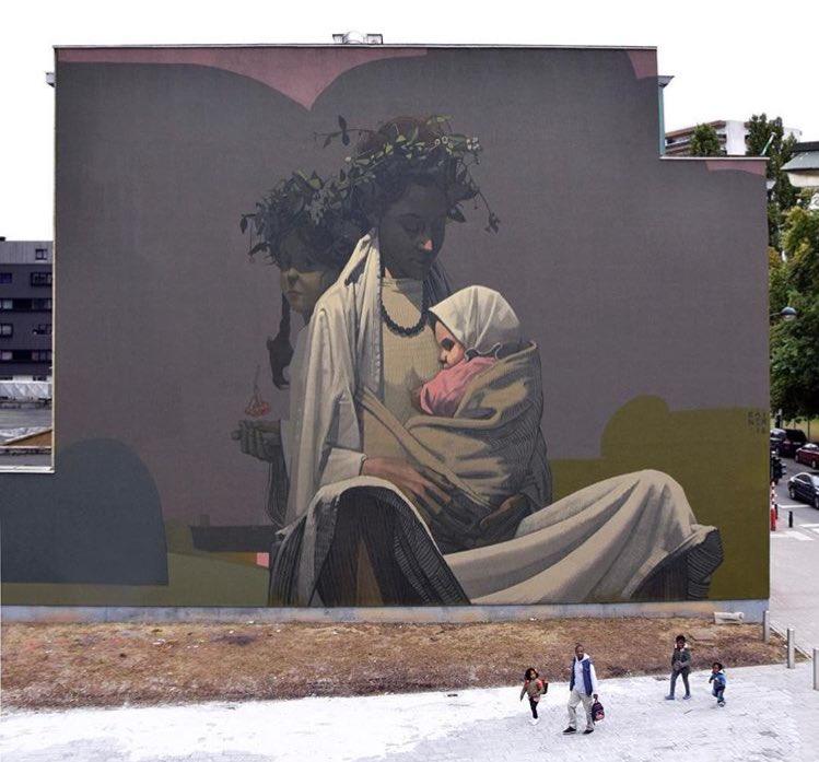 Sainer Etam @Bruxelles, Belgio