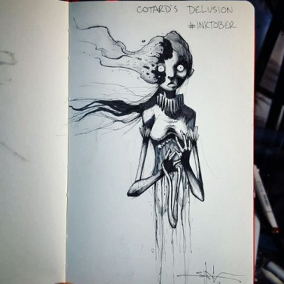 Shawn Coss - Sindrome di Cotard