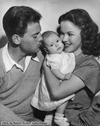 Shirley Temple nel 1948