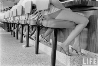 """Shorts Femminili nel 1950 - il giorno in cui i pantaloncini erano """"short short"""""""