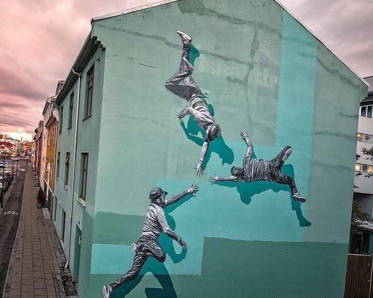 Strøk @Reykjavik, Islanda