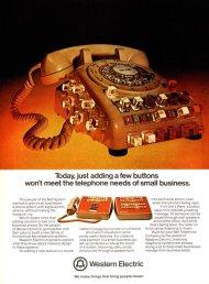 Western Electric - 1975