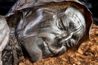 Uomo di Tollund, un cadavere che è stato perfettamente conservato nella palude per circa 2300 anni