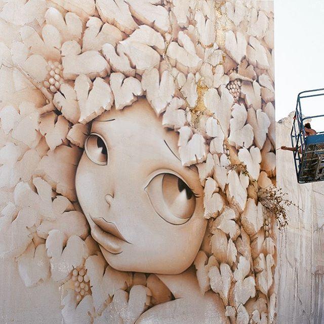 Vinie Graffiti @Villars-Fontaine, Francia