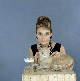 """Audrey Hepburn per """"Colazione da Tiffany"""", 1961"""