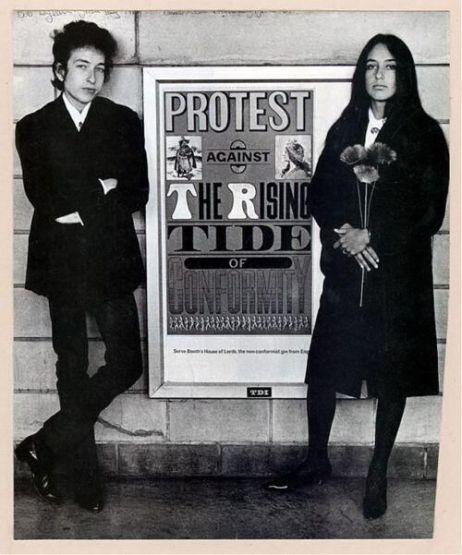 Bob Dylan & Joan Baez, 1964