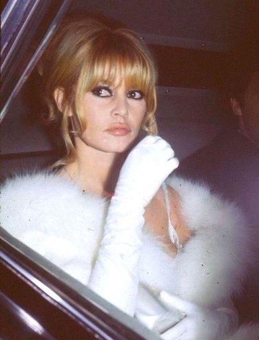 Brigitte Bardot nel 1965