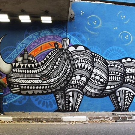 Cadumen @San Paolo, Brasile