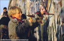 Caduta del Muro di Berlino, 9 novembre del 1989