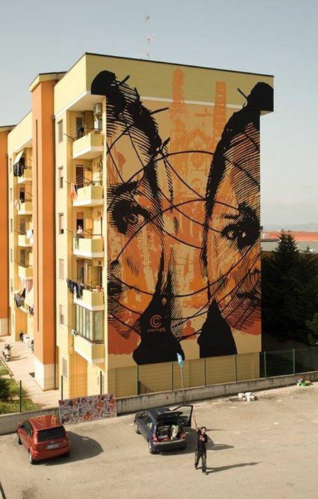 Chekos @Matera, Italy