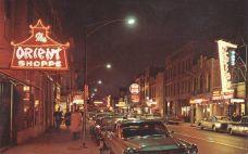 Chicago, Illinois. Circa 1964