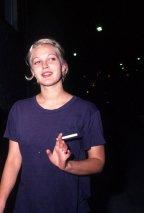 Drew Barrymore fotografata da David McGough, 1994