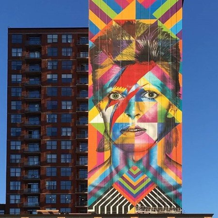 Eduardo Kobra @Jersey City, USA