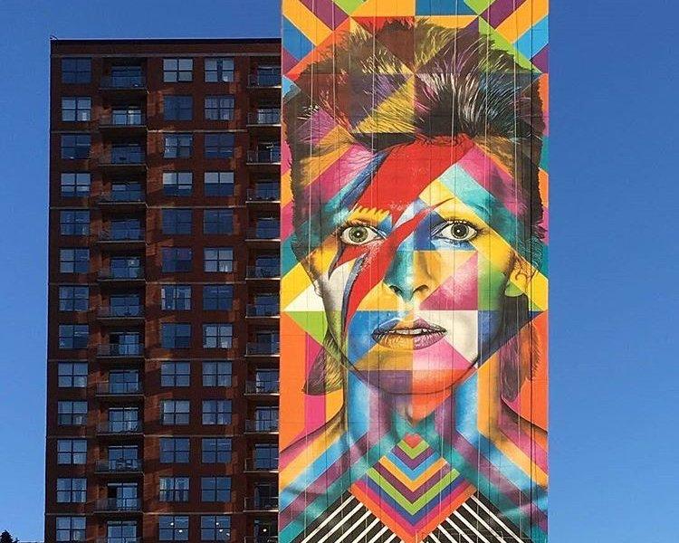 Eduardo Kobra @Jersey City, USA