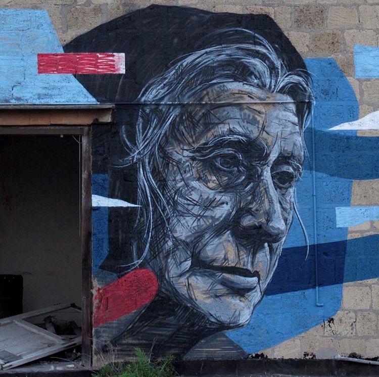 Frederico Draw & Contra Rua @Napoli, IT