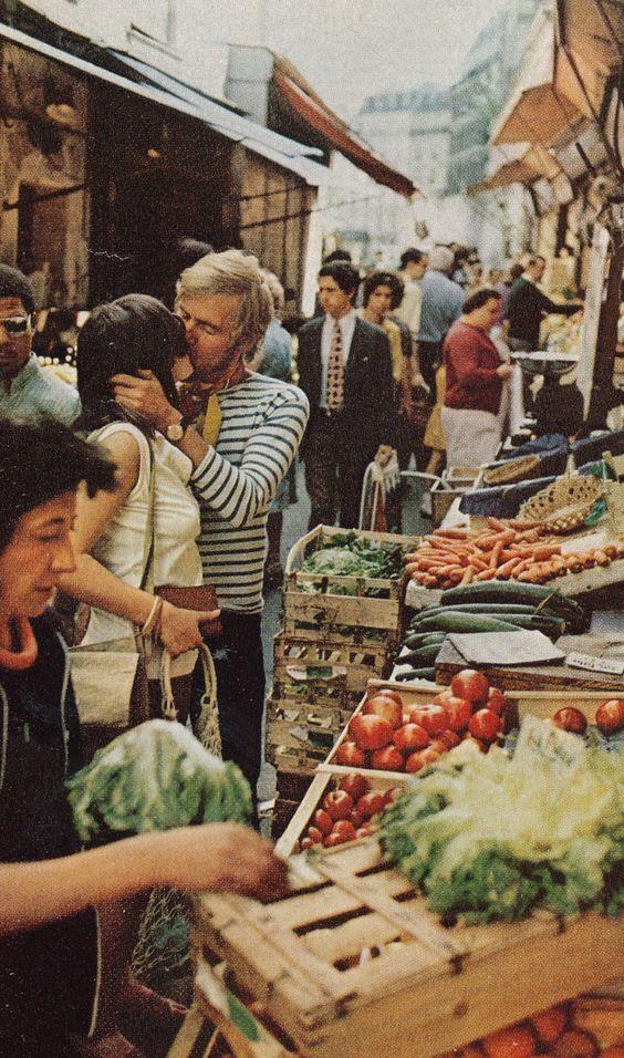Giovani Amanti a Parigi, 1972