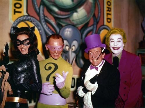 I cattivi del film di Batman, 1966