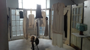 Louise Bourgeois - Cell (Clothes) (1996)