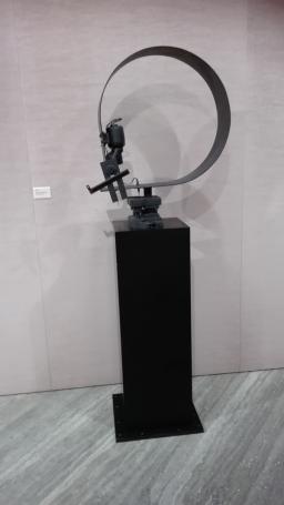 Jean Tinguely - collezione William N. Copley