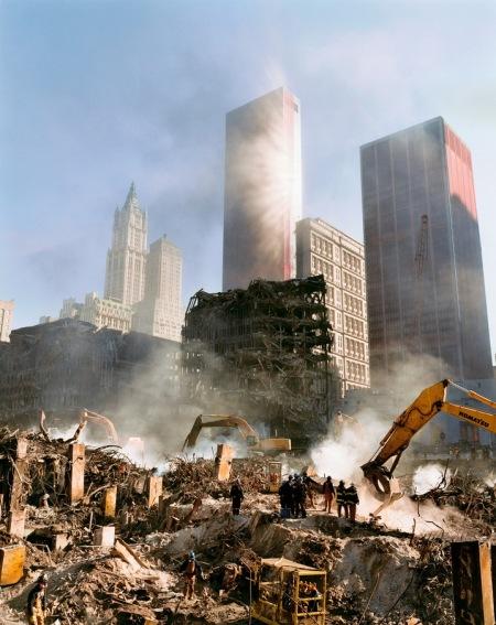 Joel Meyerowitz - World Trade Center