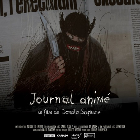 Journal animé by Donato Sansone