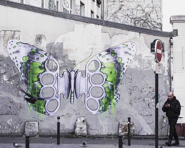 Ludo @Parigi, Francia