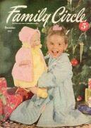 Magazine Vintage di Natale ~ Family Circle ©Dicembre, 1952