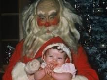 Maschera (horror) di Santa Claus