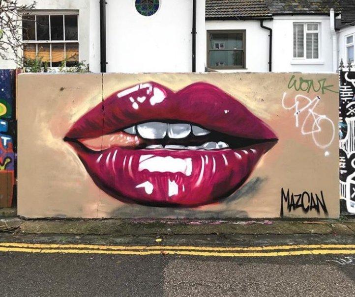 mazcanarts @Brighton, UK