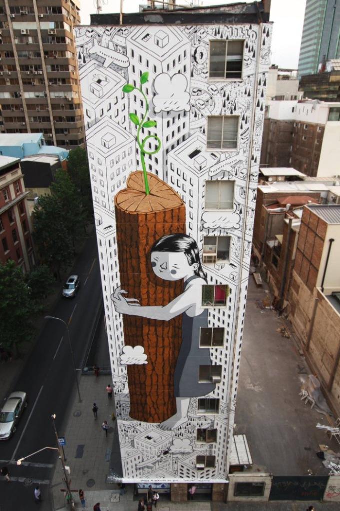 Millo @Santiago, Chile
