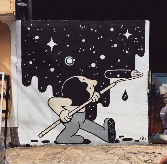 Muretz @Sao Paolo, Brazil