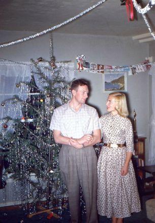 Natale romantico, 1950