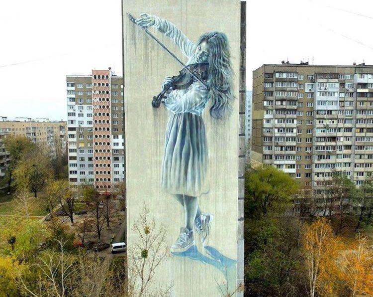 Sasha Korban @Kiev, Ucraina