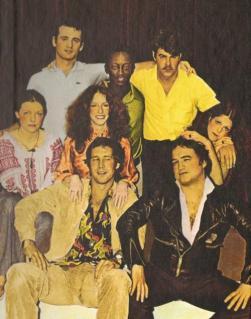 Cast originale di Saturday Night Live, 1975