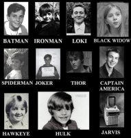 Supereroi da bambini