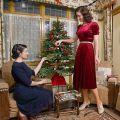 Tempo di guerra in Inghilterra – Natale, Consigli di bellezza per le donne, 1941