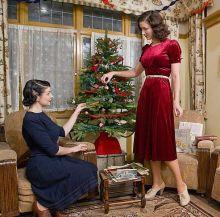 Tempo di guerra in Inghilterra - Natale, Consigli di bellezza per le donne, 1941