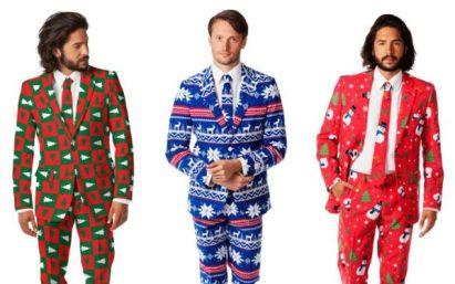 Tris Abiti Natale Trendy