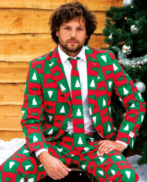 Abito Albero di Natale